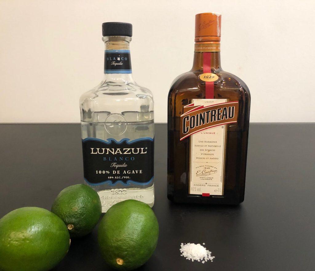 Рецепт коктейля Маргарита